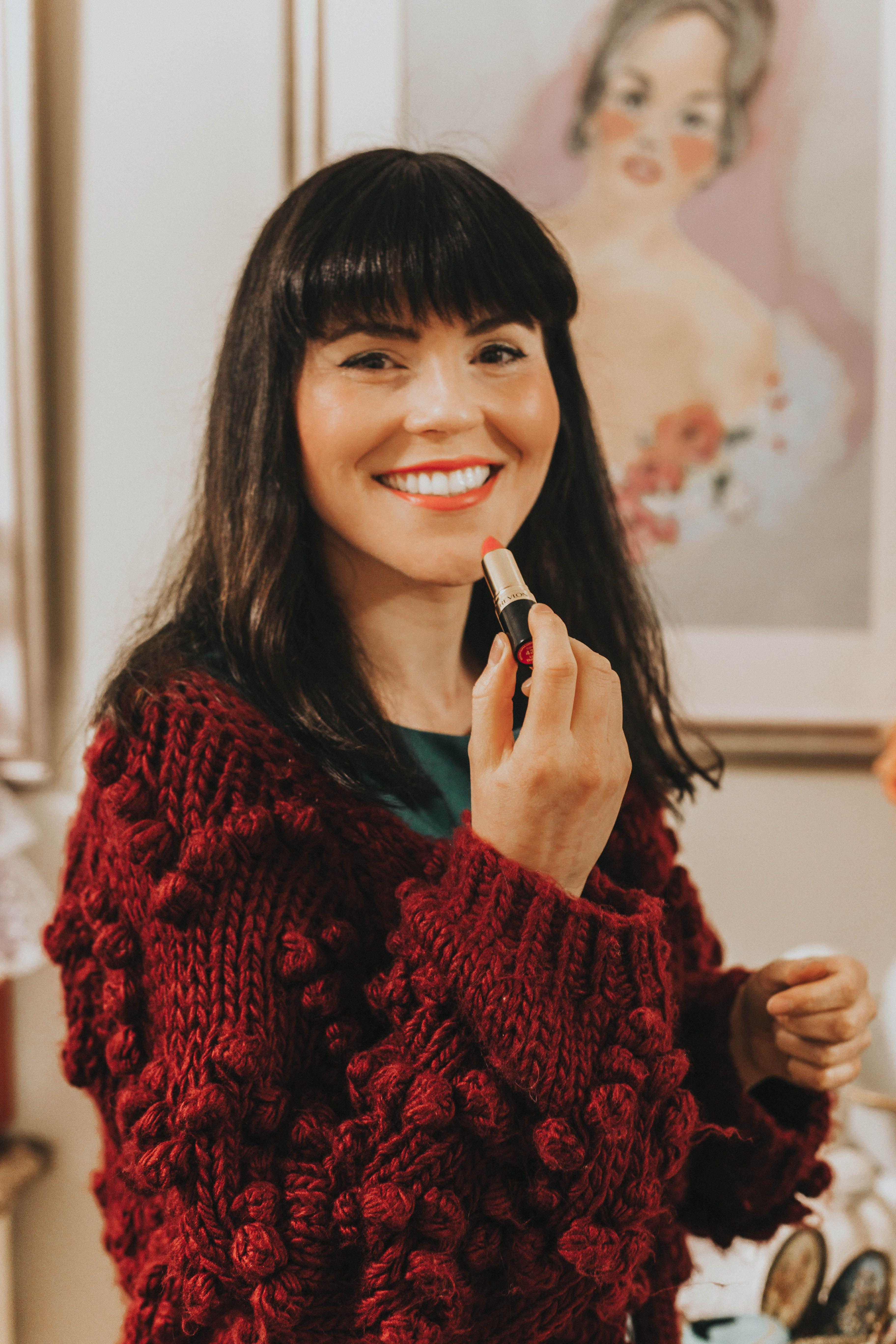 5 Vintage Revlon Lipstick Shades You Can Still Buy Today