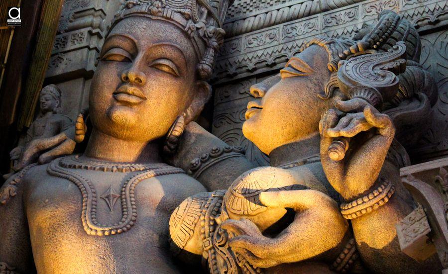 Khajuraho Statues! the erotica....