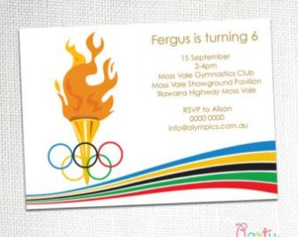 Olympic party invitations for additional party invitation wording olympic party invitations for additional party invitation wording ideas 963 stopboris Choice Image