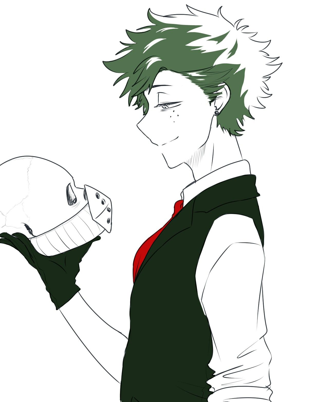 Who S The Damsel In Distress Now How Unfortunate Villain Deku Anime Villians Yandere Manga