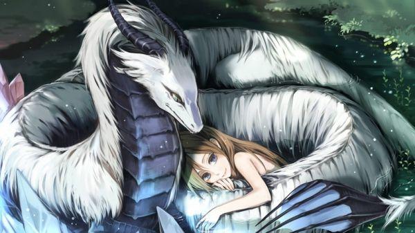 Дракон-хранитель | Галерея драконов, изображения драконов, картинки драконов, рисунки драконов