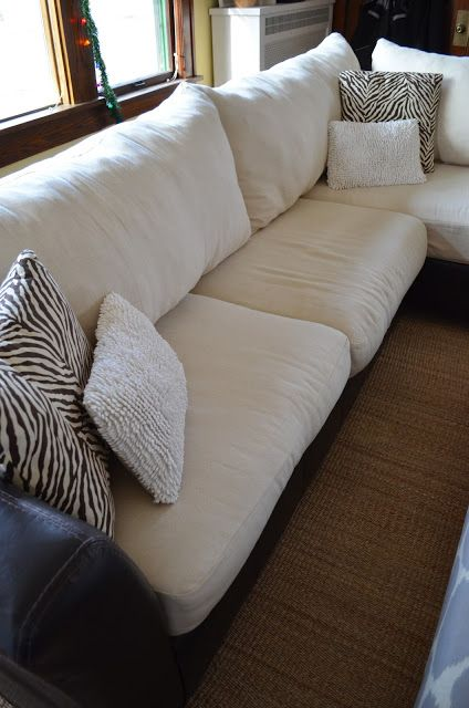 How To Make New Back Cushions For A Couch Diy Couch Couch Cushions Diy Couch Cushions