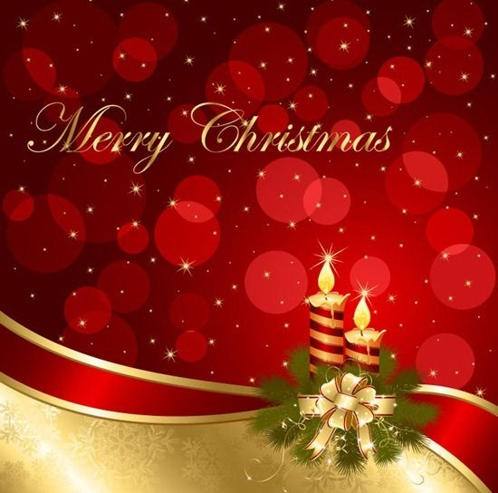 Christmas Candle Wallpaper Free Download Candle Christmas