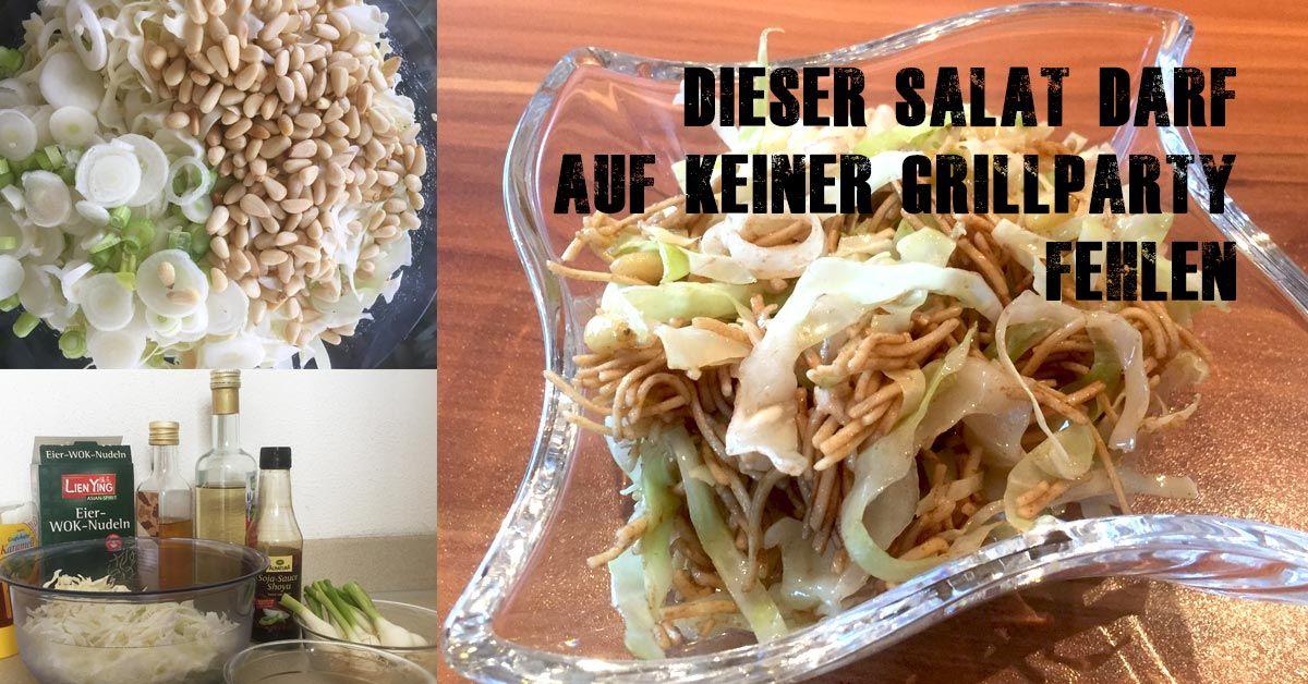 dieser salat darf auf keiner grillparty fehlen backen. Black Bedroom Furniture Sets. Home Design Ideas