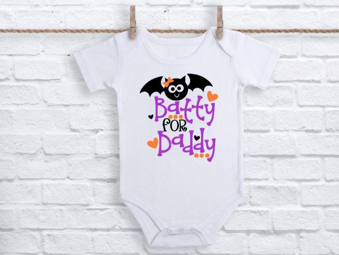 Batty for Daddy Bodysuit