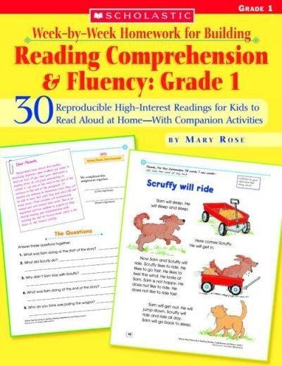 Precision Series Week By Week Homework For Building Reading