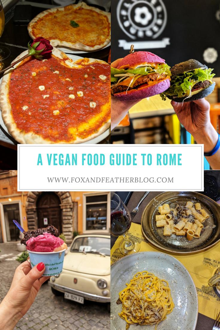 A Vegan Food Guide To Rome Italy Food Food Guide Rome Food