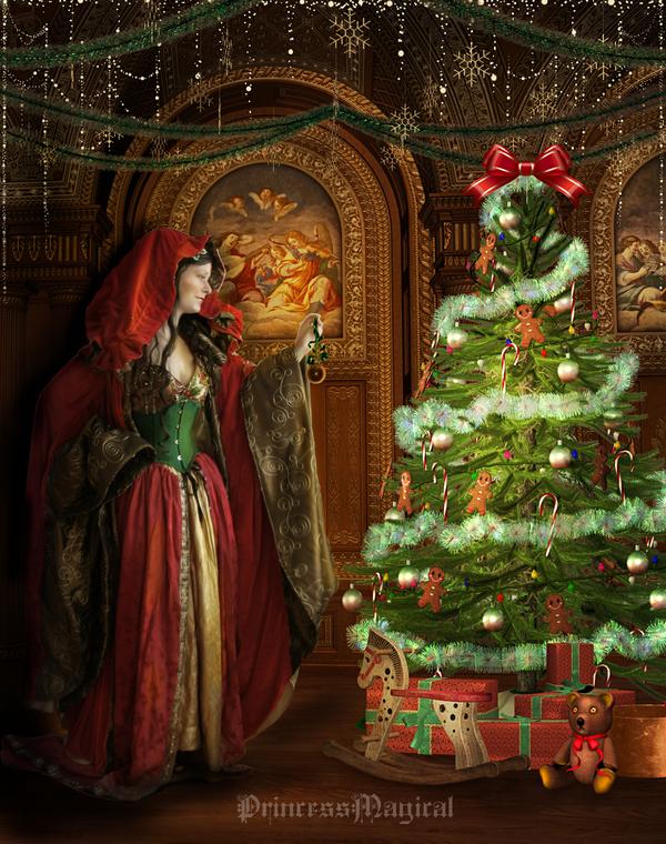 22bc2e0461f The Night Before Christmas by PrincessMagical.deviantart.com on  deviantART