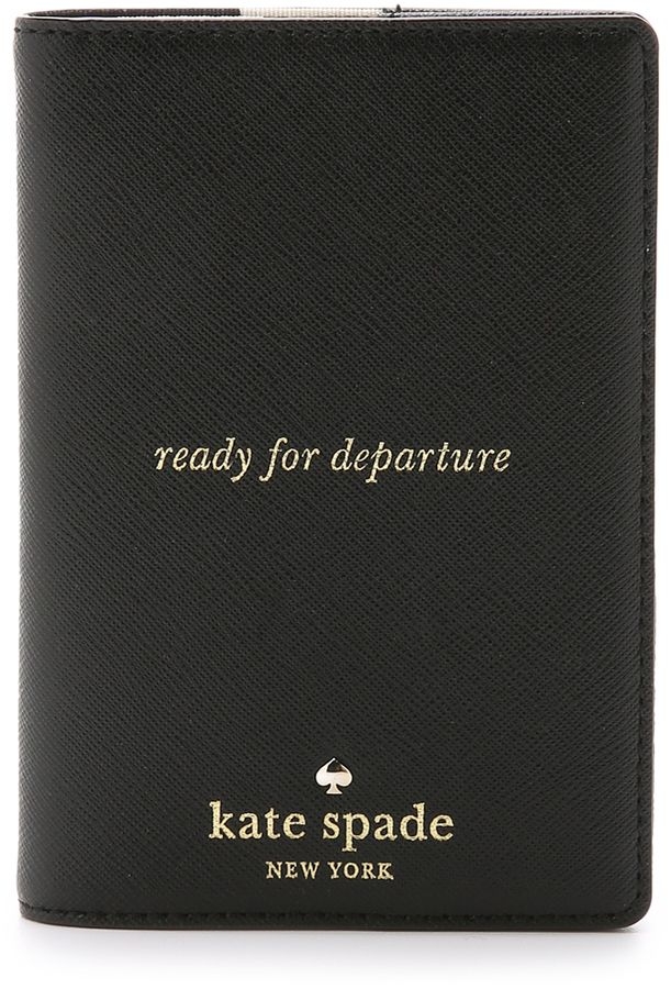 Kate Spade New York Passport Holder. Click the link to shop right now!