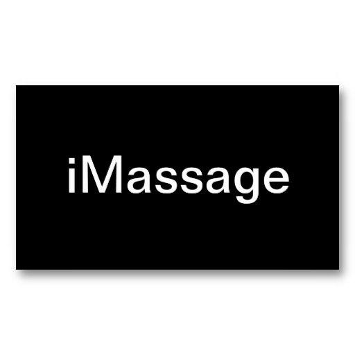 Massage business card massage business therapy and massage quotes massage business card colourmoves