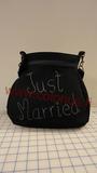 M1210S just married häälahja laukku käsilaukku handbag colorius vaihtokuoret