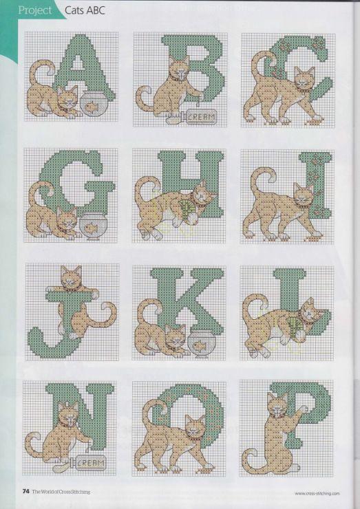 Gallery.ru / Photo # 57 - The world of cross stitching 167 - tymannost