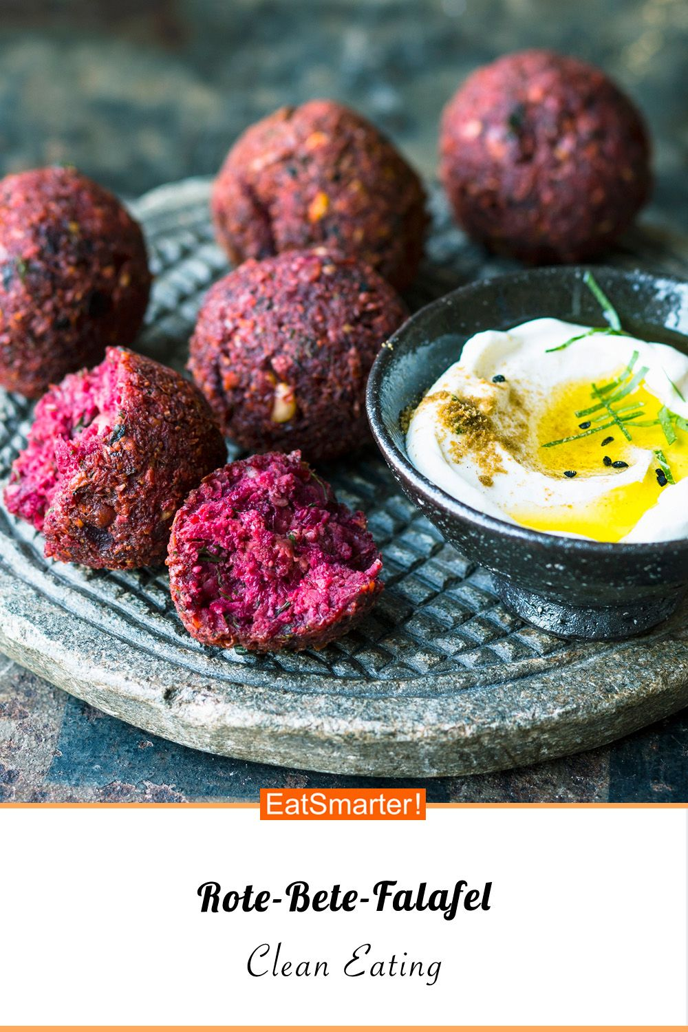 Photo of Rote-Bete-Falafel