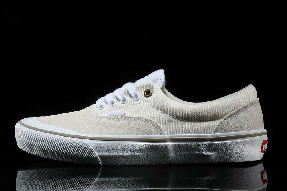 Ad)eBay Vans Shoes Era Pro Dakota Roche Marshmallow