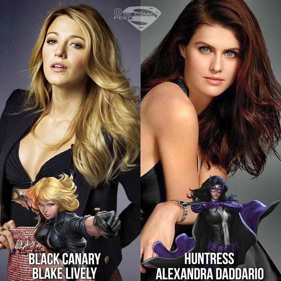 According To Rumors Blakelively And Alexandradaddario Are On