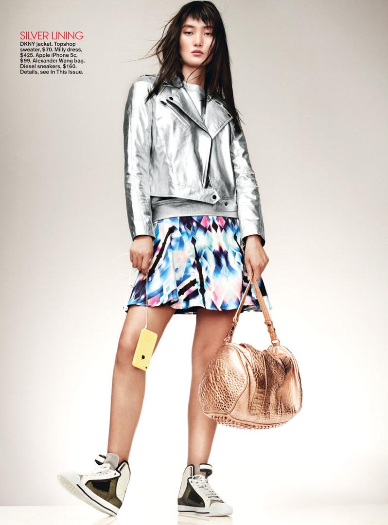 ASIAN MODELS BLOG: EDITORIAL: Lina Zhang & Lily Zhi in Teen Vogue ...
