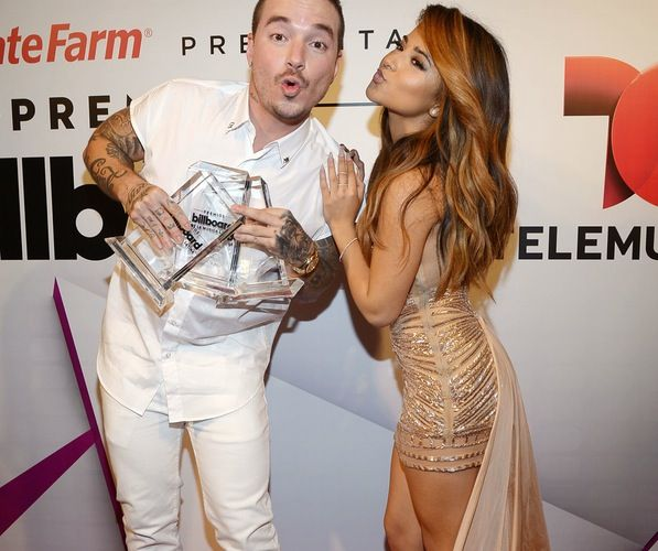 j balvin who is he dating