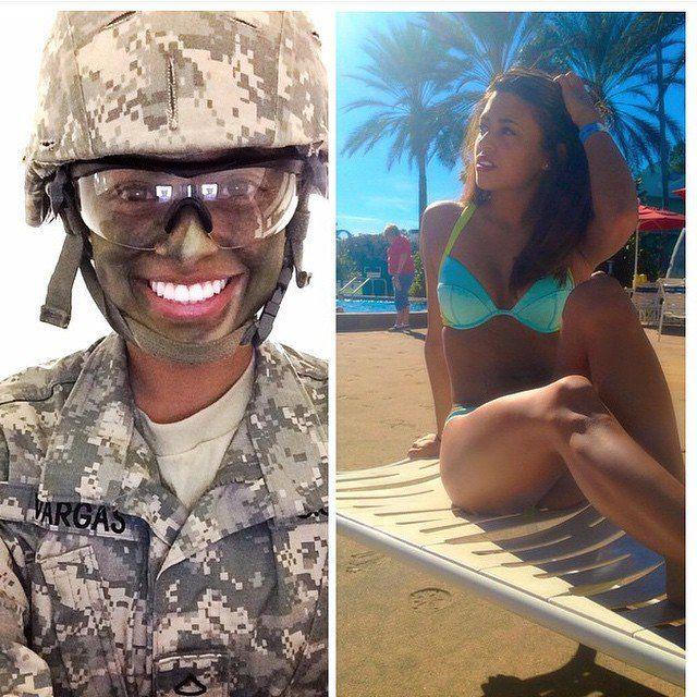 Army hotties