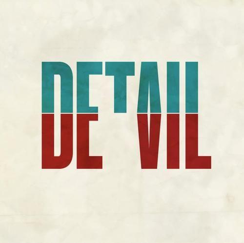 Devil in the Detail by David Delahunty