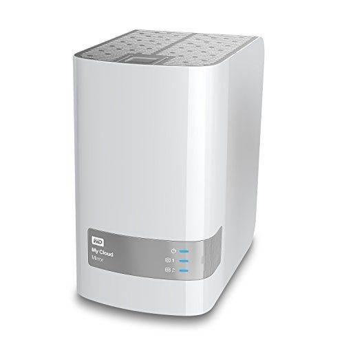 Wd 6tb My Cloud Mirror Personal Network Attached Storage Nas Wdbzvm0060jwt Nesn Http Www Dis Network Attached Storage Cloud Storage Camera Gear Storage