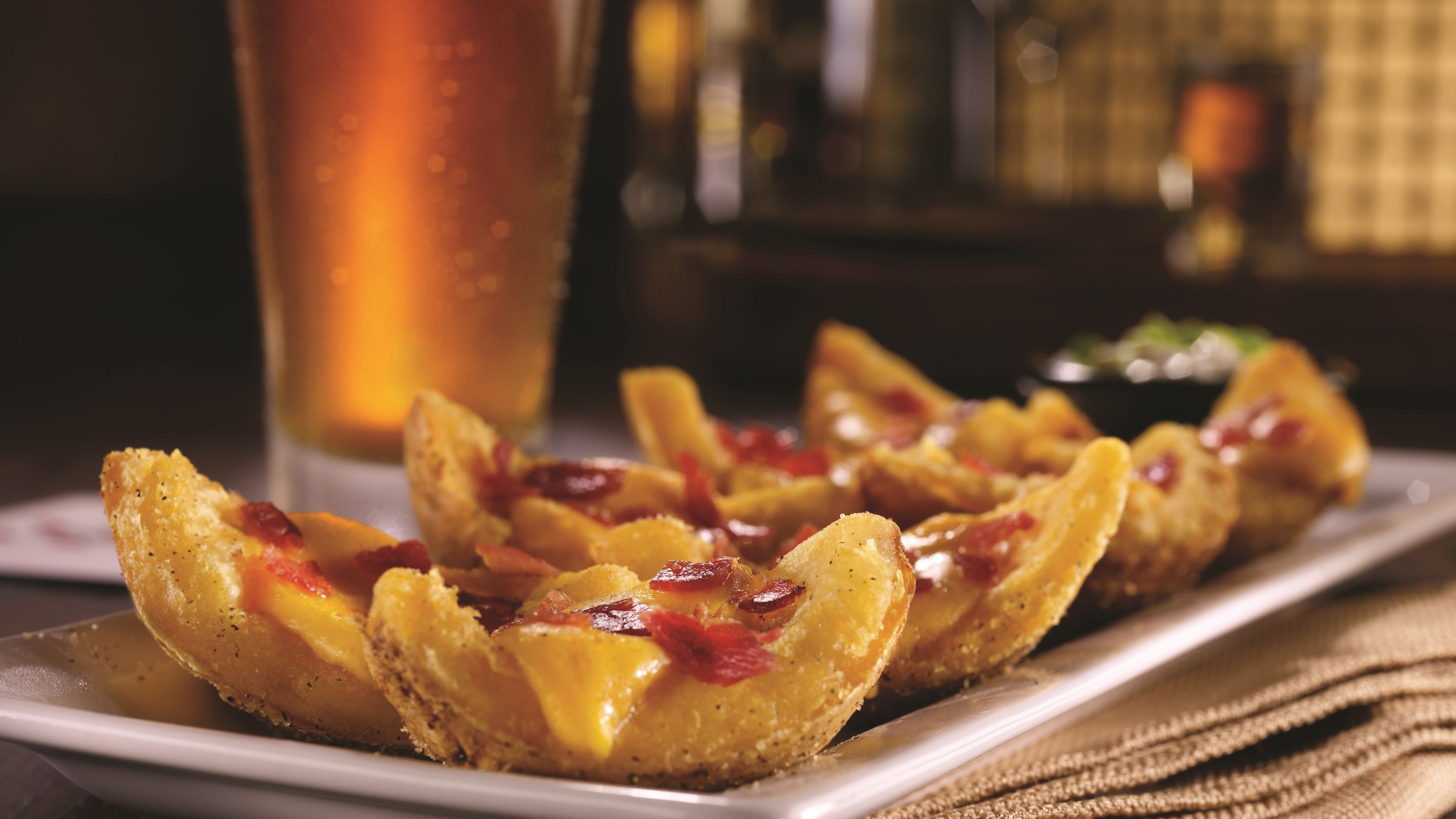 Tgi Fridays Takes A Chance On Endless Appetizers Food Food To