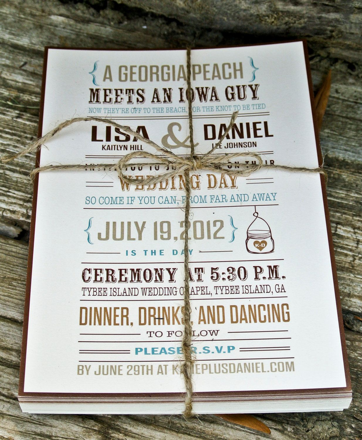 Cute Wedding Invite Wording: I Like The Cute Wording On This Invitation, It's Not Your