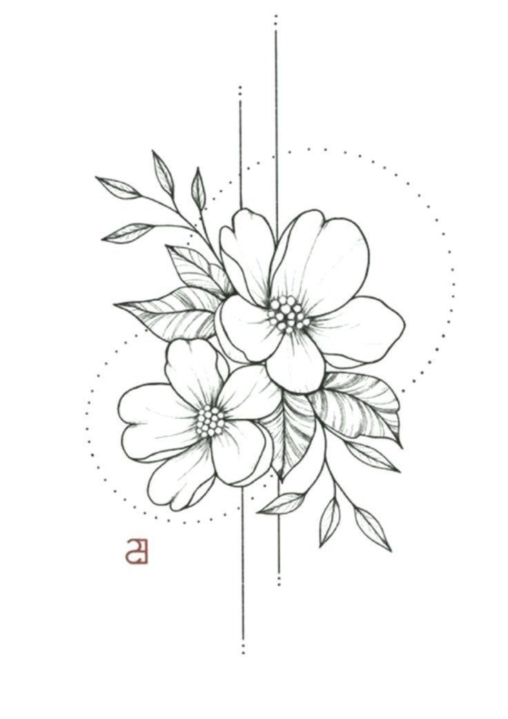 Untitled Tattoos Ale Flowertattoos Blumen