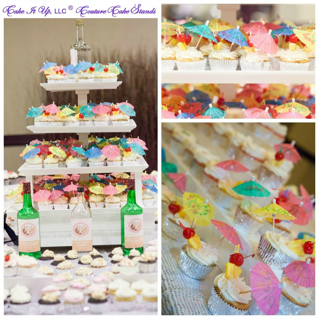 Beach ready where every cupcake stands out from the crowd couture