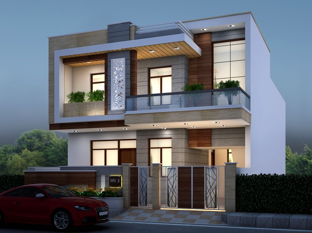 House Elevation Design By Gharbanavo Com House Elevation Small House Elevation Design Facade House