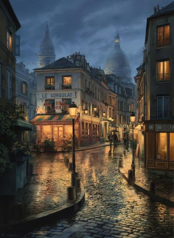 Remember how we met? (by Evgeny Lushpin)