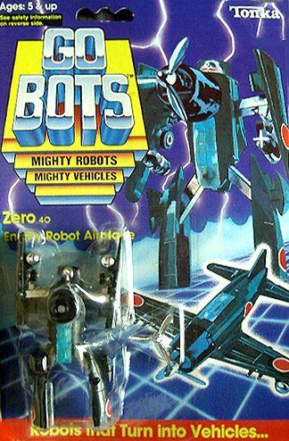 gobots zero   gobots zero transforming robot tonka sold $ 45 00