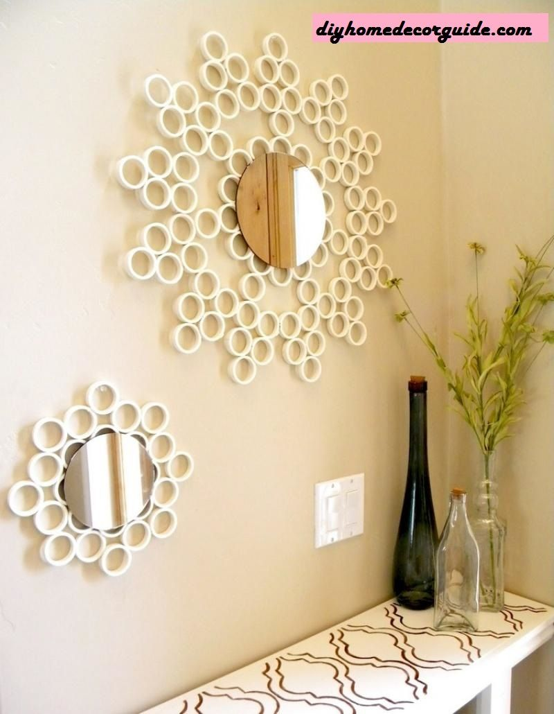 easy DIY PVC Pipe Crafts Projects To Recycle PVC Pipes to decorate ...