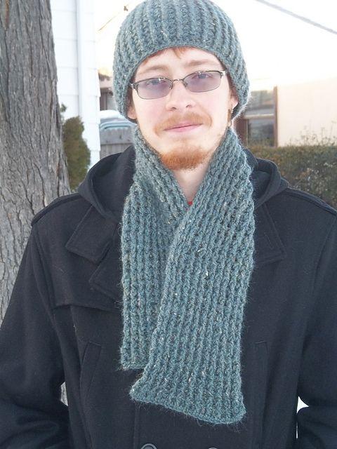 Free Crochet Post Stitch Stocking Cap Pattern Free Crochet Mens