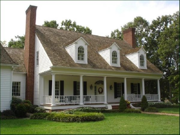 The Natchez Southern Style Country Style House Plans Free House Plans House Design