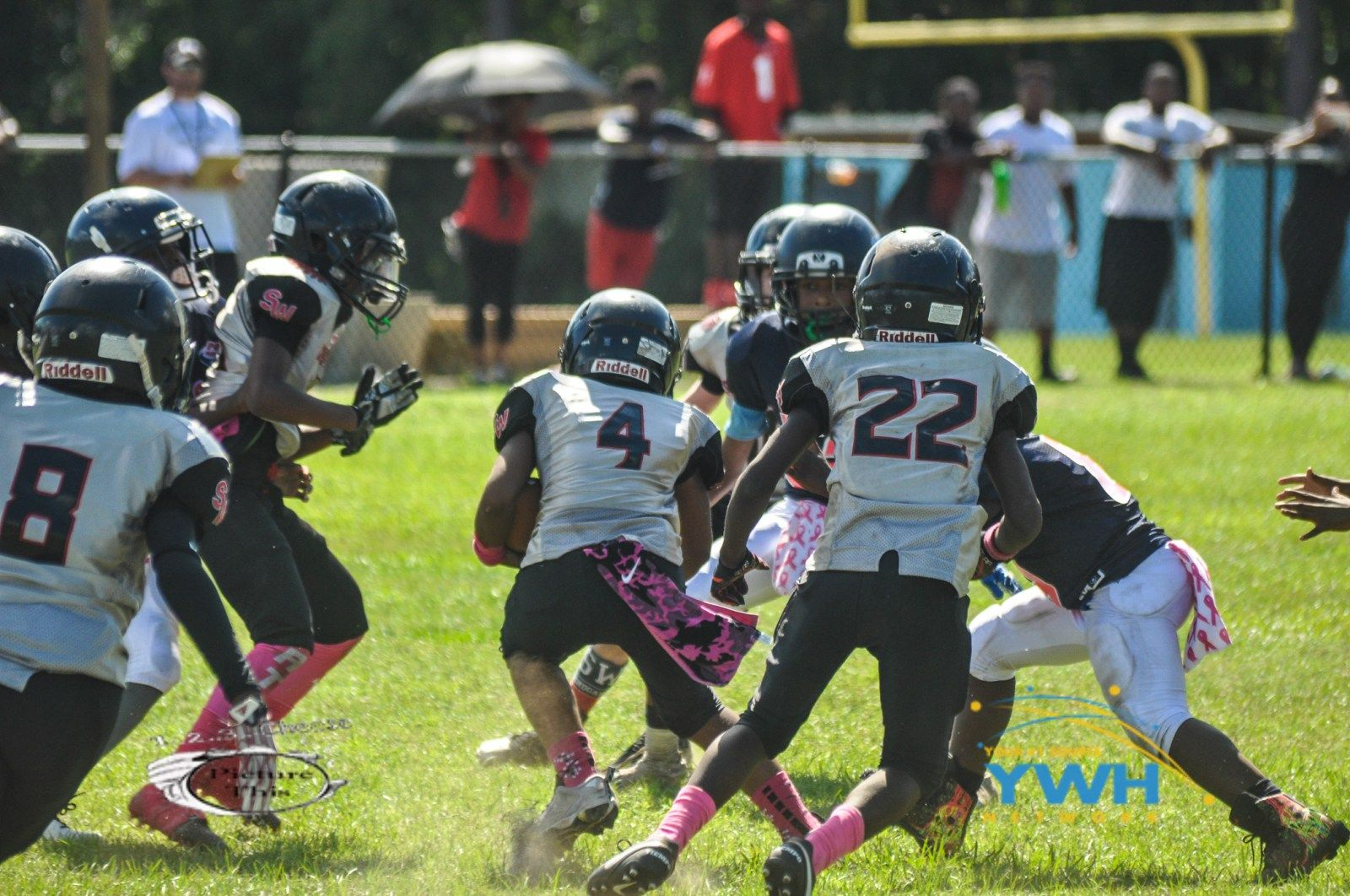 Westside Vs Sweetwater Popwarner Saturday Football Helmets Sweetwater Jacksonville