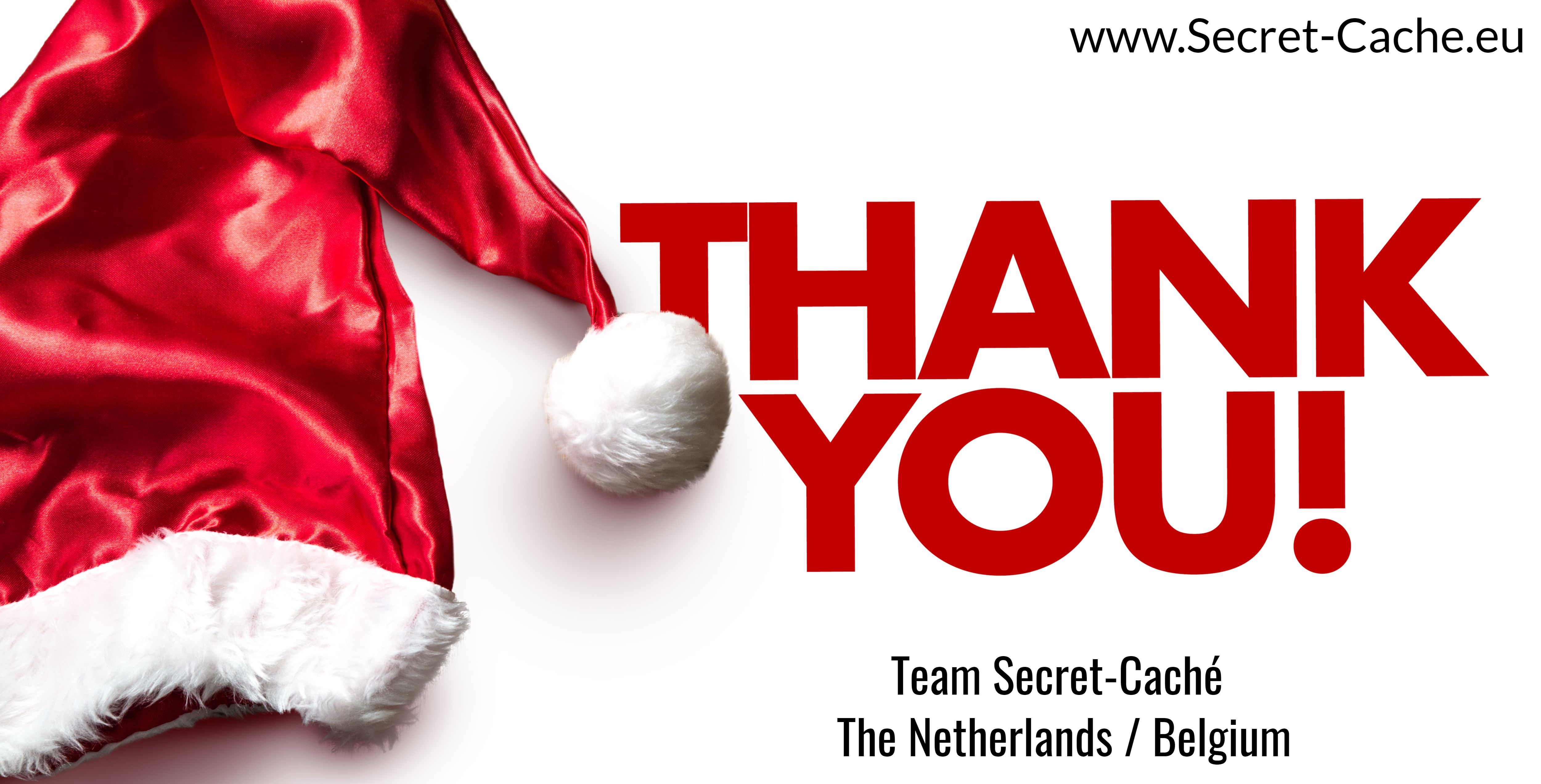 Still one day to go before Christmas! Thanks team Secret