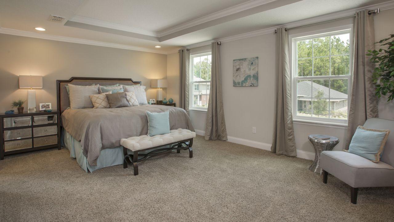 Maronda Homes The Baybury Master Bedroom Home Bedroom Design
