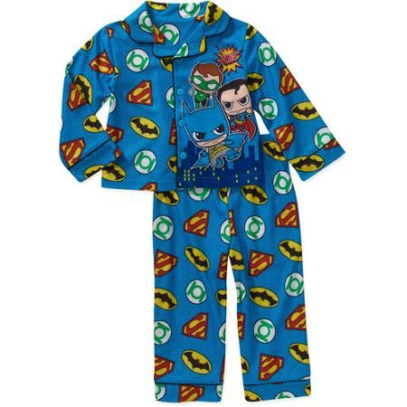 Baby Toddler Boys' Character Button Down Pajama Set | Baby ...