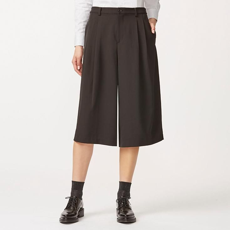 Black and/or Navy: Size XS* WOMEN GAUCHO PANTS | STYLE | Pinterest