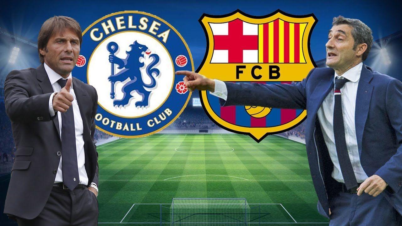 Chelsea vs Barcelona Uefa Champions League prediction, TV