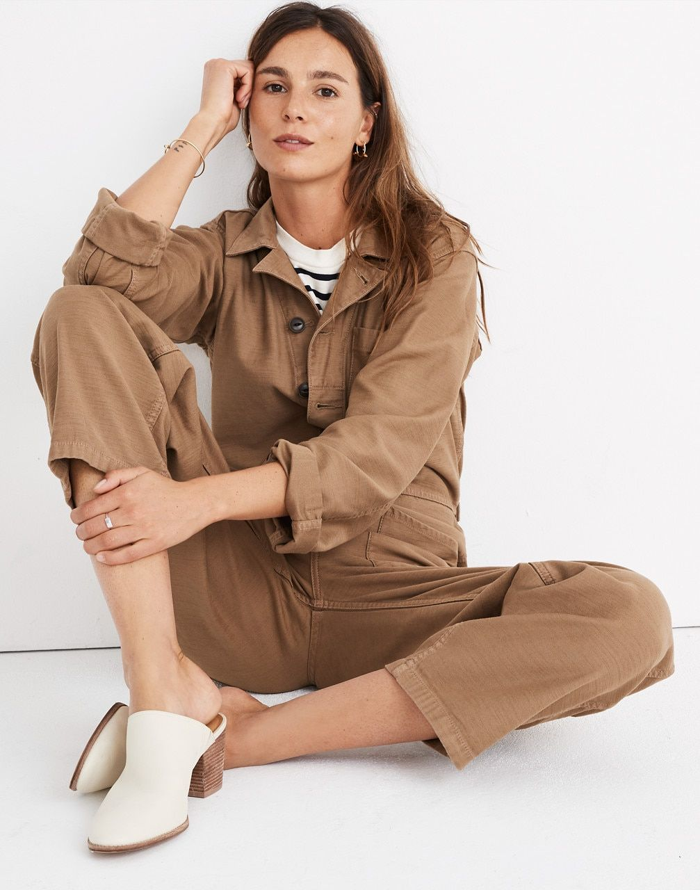 3187d8517d5a Madewell x As Ever™ Coveralls