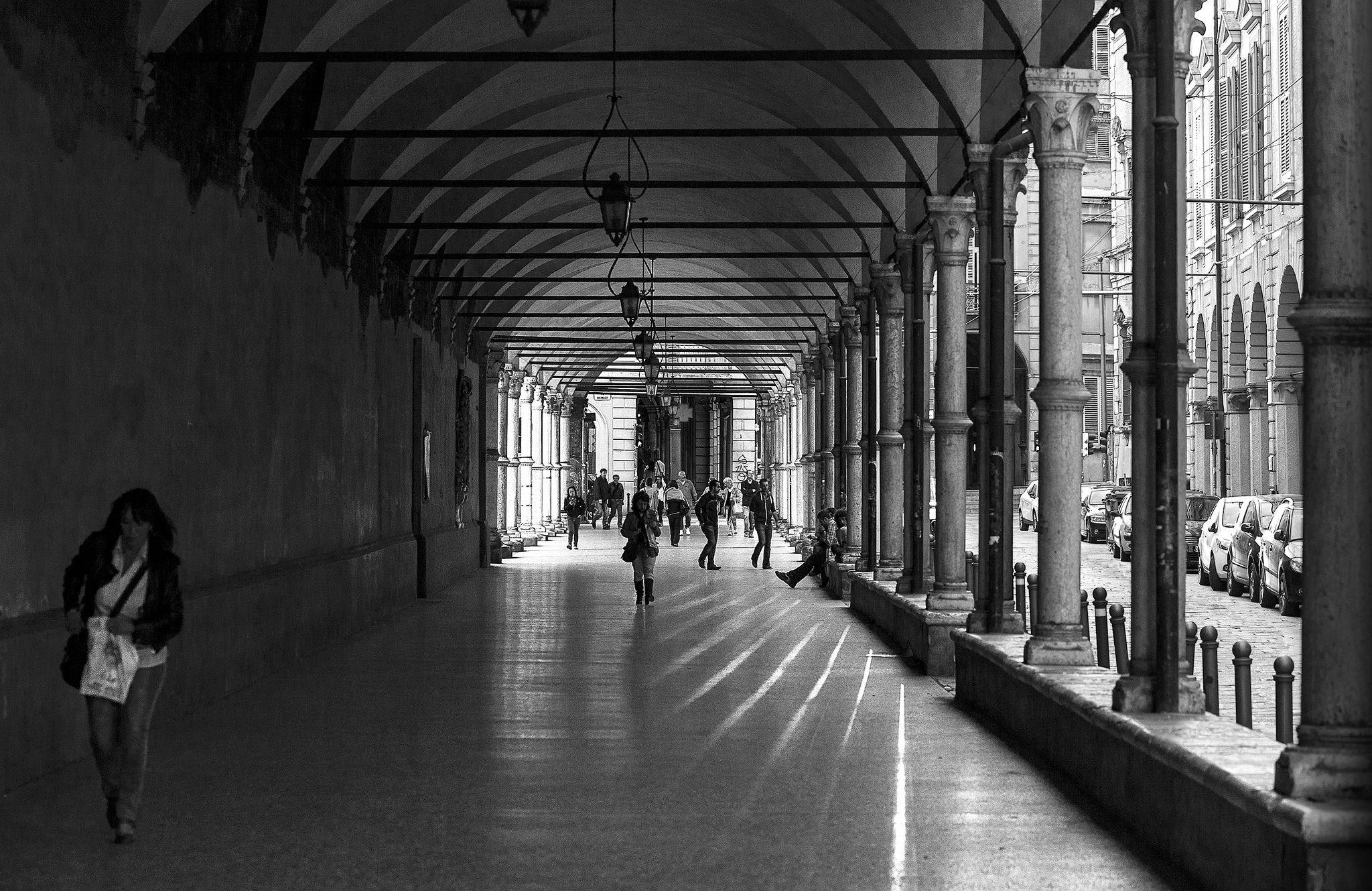 https://flic.kr/p/eypjKj   Strada Maggiore   Bologna, Italy