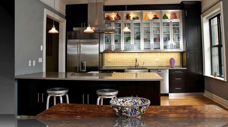 Beeindruckende Küche Umbau Brooklyn Ny #Badezimmer #Büromöbel ...