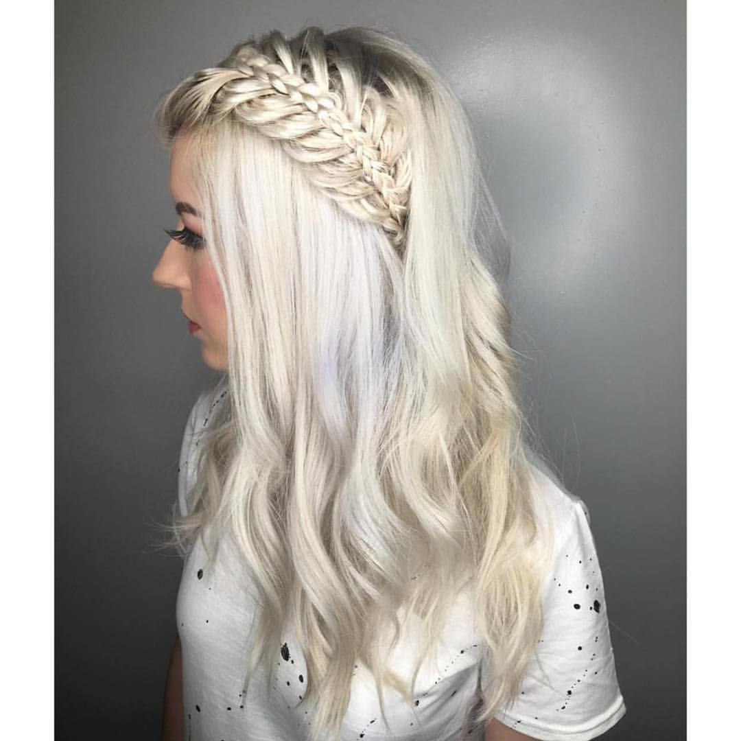 Wedding Braids For Long Hair: Pin By Maaike Dykstra On Hair