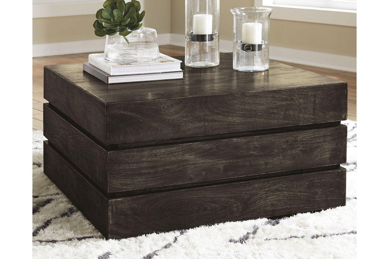 Shallia Coffee Table Ashley Furniture Homestore Coffee Table