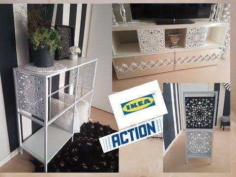 Tuto Mixage Action Et Ikea Youtube Deco Action Decor Salon