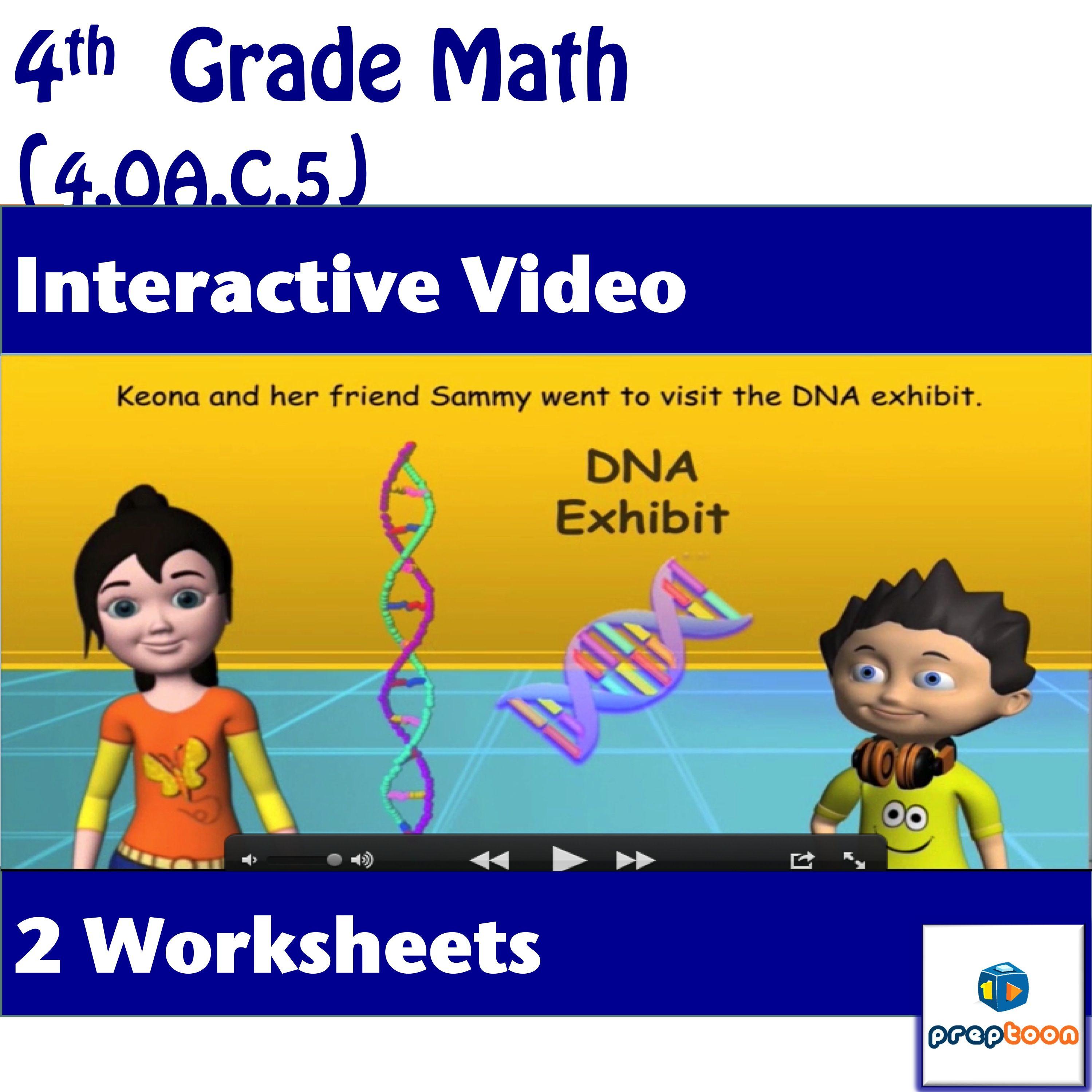 Common Core Math Activity
