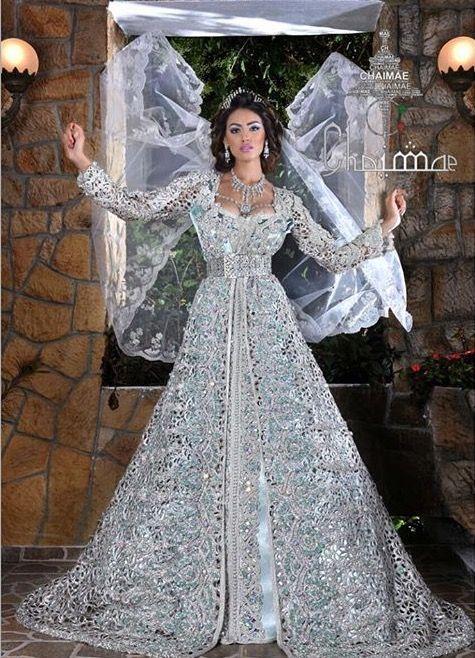 wedding dresses - bruidsjurken | caftan marocain | boda marroquí