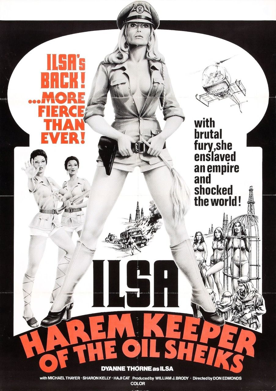 Randomemporium Ilsa She Wolf Of The Ss 1975 Directed By