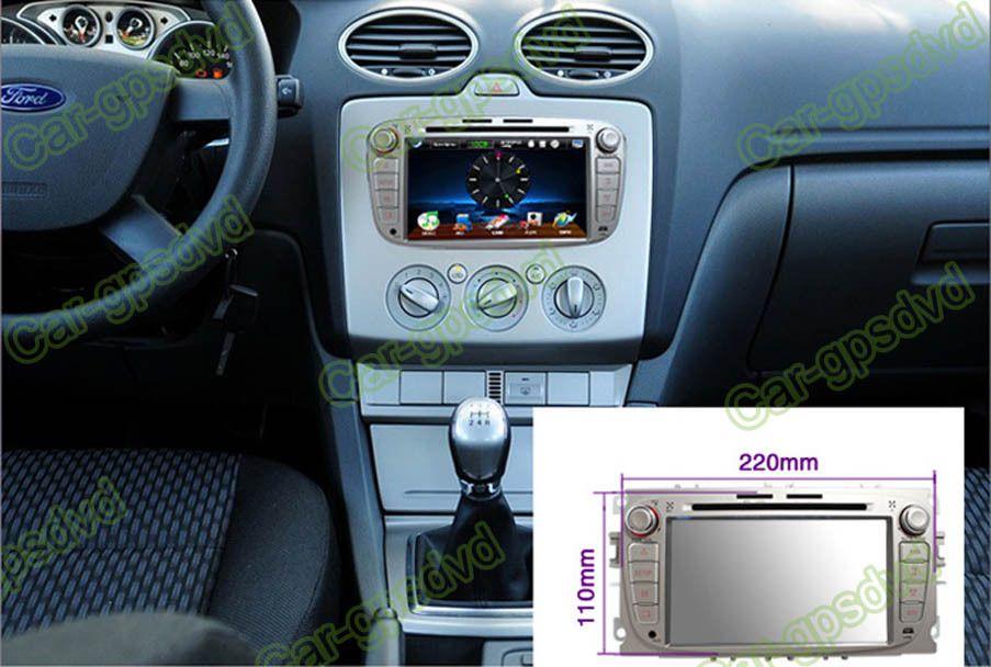 Aliexpress Com Buy 2008 2011 Ford Focus C Max Gps Navigation Dvd